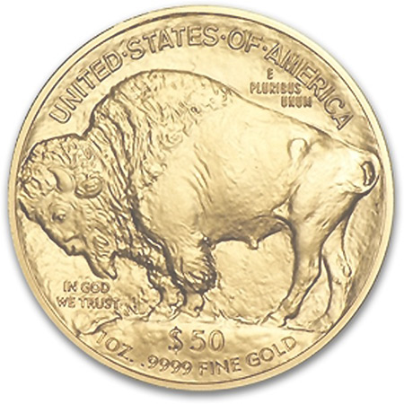 Buffalo 1OZ Gold