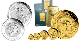 Gold & Silver Coins Company